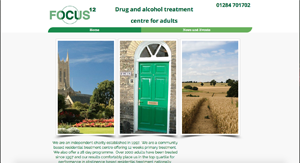 Focus 12 website